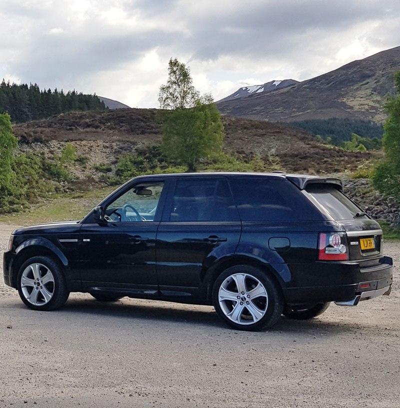 Range Rover Sport HSE Lux V6
